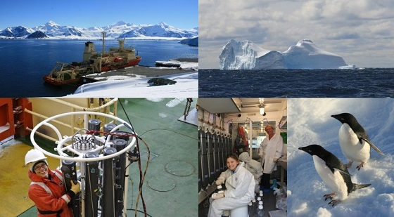 Anarctica Scientific Research