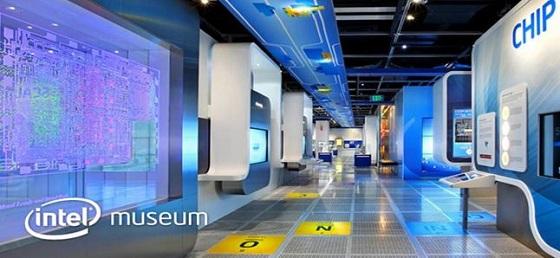Intel Museum Tour