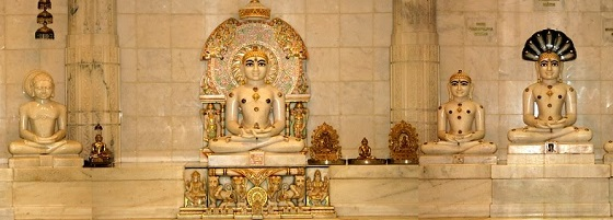 Jain Tour and Lunch